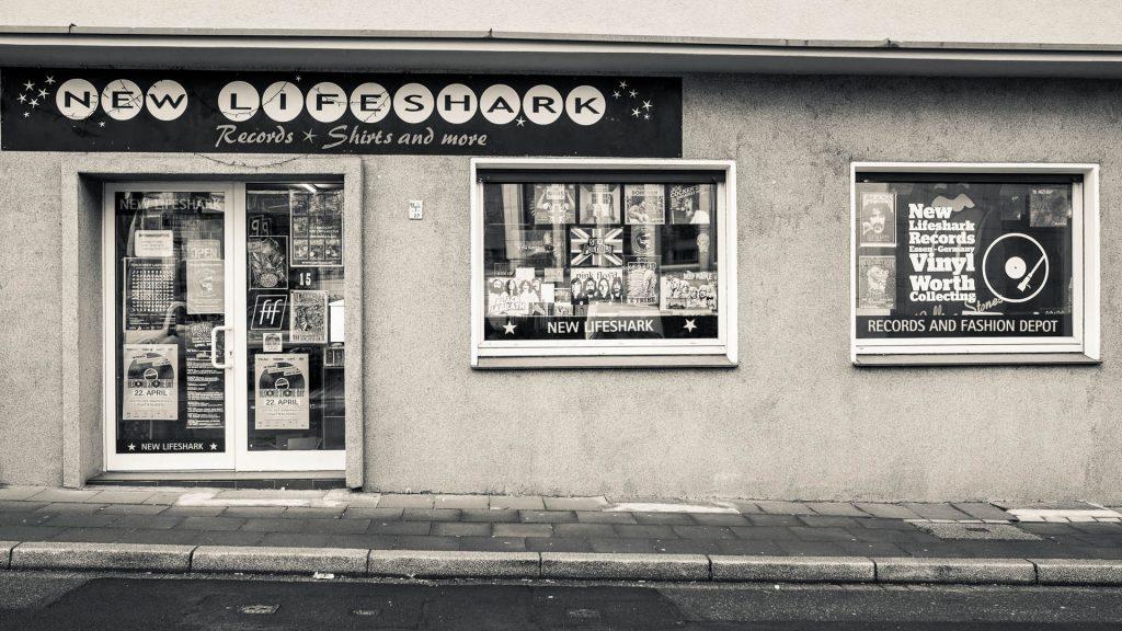 New Lifeshark Records Essen